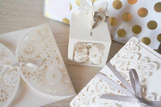 Giveaway für Hochzeit & Einladung